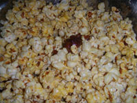 Bacon Popcorn, Picture
