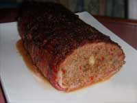Cajun, Surf and Turf, Meatloaf, Picture