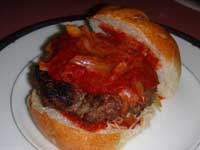Enchilada Burger, Picture