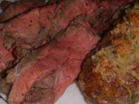 Grilled, London Broil, Picture