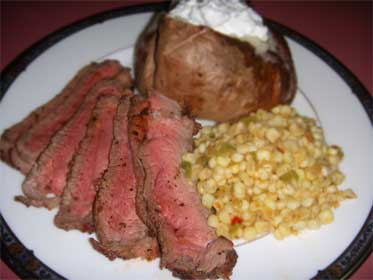 Steakhouse Grilled, London Broil Picture