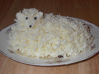 Click here to go to my recipe for Polish Easter, Butter Lamb