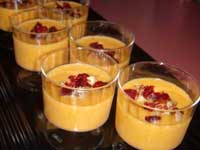 Butternut Squash and Apple Soup, Hors d'Oeuvre, Picture