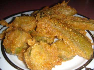 Fried Pickles with Beer Batter Picture