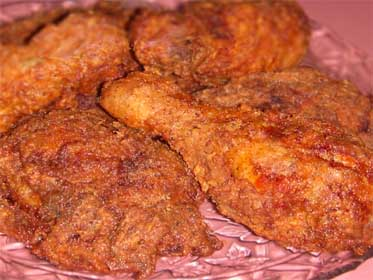 Better Than Granny's, Maple Fried Chicken Picture