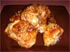 Oven Baked Lemon / Garlic Chicken Thighs Picture