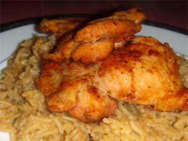 glazed chicken thighs orange marmalade glazed chicken thighs recipe ...