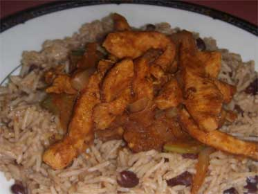 Southwest Chicken and Rice Picture