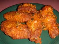Leftover Chicken Wings, Picture