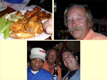 Wings at Wild Wings, Picture