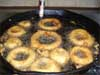 Fried Onion Rings with Tempura Batter, Picture