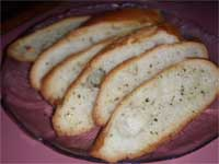 Garlic Bread, for Dinner Picture