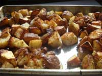 Roasted Potatoes in the Oven Picture