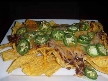 Grilled Beef Nachos Picture