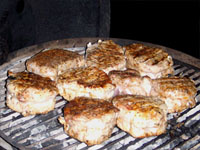 Grilling Pork Chops Picture
