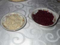 Horseradish and Beets Recipe