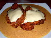 Jamaican Jerked Chicken Parmesan, Picture