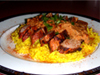 Orange, Jamaican Jerked Pork Tenderloin  Picture