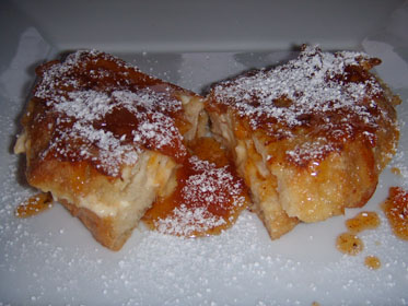 Jerked French Toast Picture
