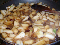 Cooking Apple Chutney Picture