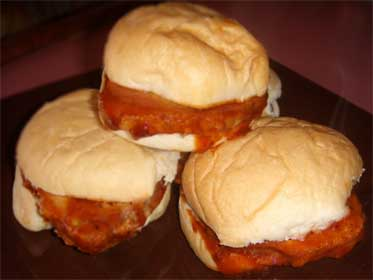 Pork Loin Sandwiches, from Leftovers, Picture