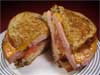 Smoked Ham Grilled Cheese Recipe