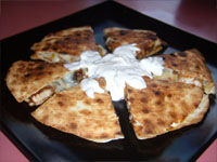 Mahi-Mahi Quesadillas, Picture