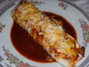 Beef Burritos Picture