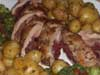 Cherry Stuffed Pork Tenderloin Picture