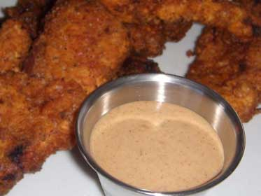 Root Beer / Mustard Dipping Sauce, Picture