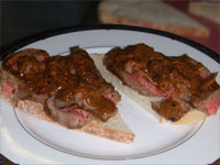 Rainy Day, London Broil , Picture