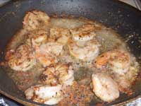 Cooking Shrimp Picture