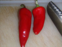 Red Chilli Peppers for Slaw (Coleslaw) Recipe Picture