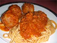 Click here to go to my recipe for Venison Spaghetti Sauce
